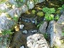 大堰川と鼓の滝